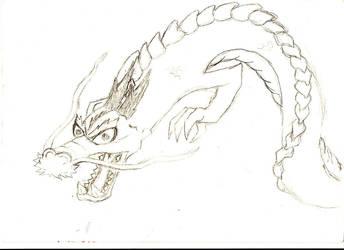 Dragon by markim-kun