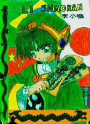 Shoran lee by markim-kun