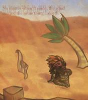 Ganon's Dust by Linkerbell