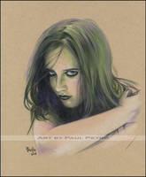 The Lady Eva by Artman2112