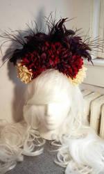 Autumn Headress by littlebitakit