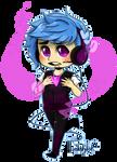 Spooky Pinkstylist by DarkMagic-Sweetheart