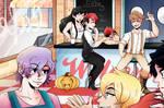 Pumpkin Online Fanart Contest Entry #1 by DarkMagic-Sweetheart