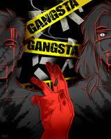 Gangsta by DarkMagic-Sweetheart