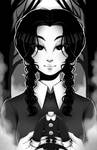 Wednesday Addams by DarkMagic-Sweetheart
