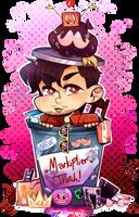 Markiplier Trash by DarkMagic-Sweetheart