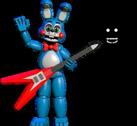Toy Bonnie V2 (Release) by SupSorgi