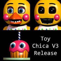Toy Chica V3 (Release) by SupSorgi