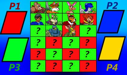 Hero Crew - Super Battle by KDgamer015