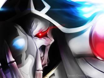 Overlord - Momonga by IlayCasEather