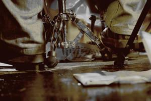 Drummer by druszs