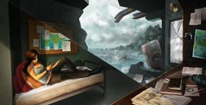 Tomb Raider Reborn Contest by AGartworks