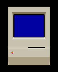 The Classic Mac by RaskHusky