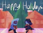 Happy holidays by jumpingllama2000