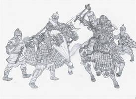 Byzantine-Rus' War by Hashashin619