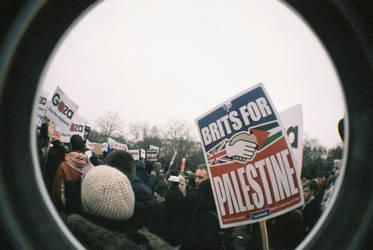 Brits for Palestine by KeepItAnalog