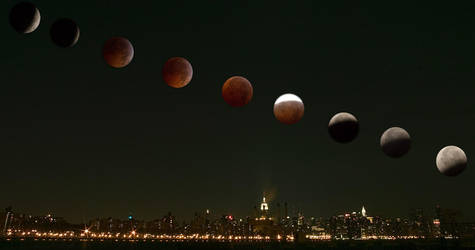 Lunar Eclipse by photonutz