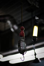 garage lamp by Rizomes