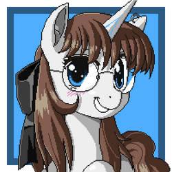 Pixel Pony 4 by Brillen-Schlange
