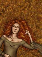 Golden Slumber by jackieocean