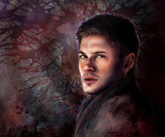 Dean Winchester by jackieocean