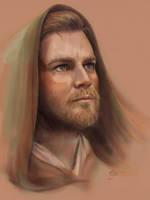 Jedi Knight Exemplar by jackieocean