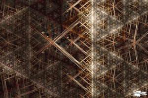 Textile by PJKfractals