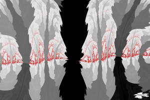 Caves Weep Blood by PJKfractals