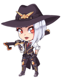 Ashe by mingway