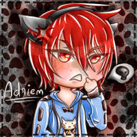 [SS] Icon Adrien by BakaPandaSensei