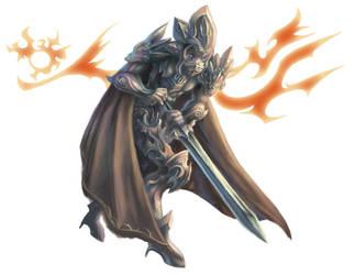Knight by Booshnig