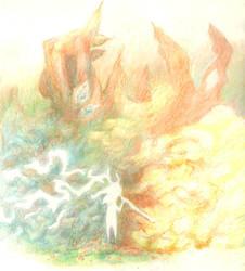 Earth Ballad by Booshnig
