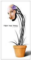 Plant Goes Trendy by dragonkahn