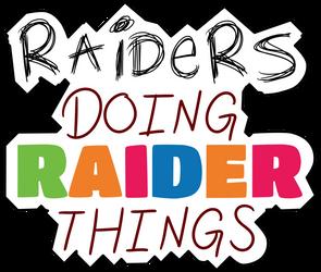 RDRT: Raiders Doing Raider Things - Logo v.1 by dpippin