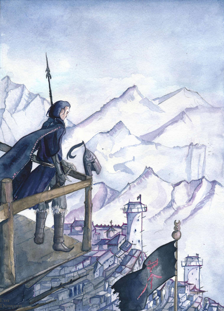 Watch over Linan by sunnyfiny