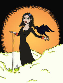 Magica De Spell by EvilLynn