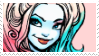 -Stamp: Harley Quinn (1) by galaxystamps