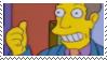 -Stamp: Principal Skinner by galaxystamps