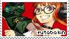 -Stamp: Futaba Sakura Kin by galaxystamps