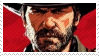 -Stamp: Arthur Morgan (1) by galaxystamps
