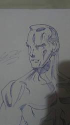 Ice man Mvc2  by ThePunisher76