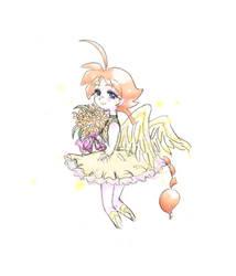 princess tutu by kyujitsuUO