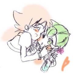 hug! by kyujitsuUO