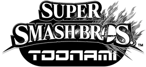 Super Smash Bros. Toonami Logo (SSBT) by ETSChannel