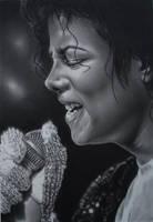 Michael Jackson by Rob-Mcilwain