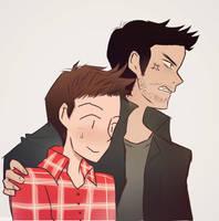 Teenwolf: Protective werewolf boyfriend.. by arrival-layne