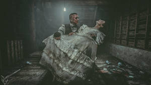Outlast Whistleblower cosplay by foxkillerph