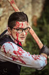 The Evil Within Joseph cosplay by foxkillerph