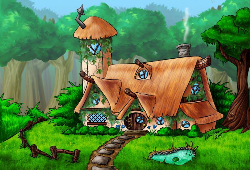 Ivy Cottage by frasdel