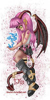 Antidia's New Dragon by frasdel